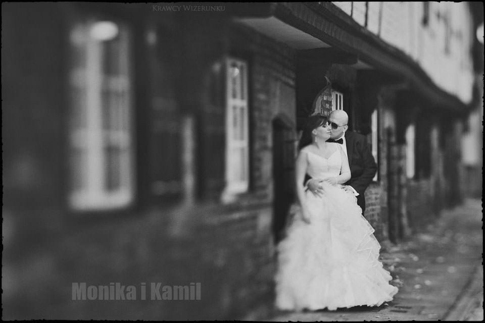 Monika i Kamil | plener ślubny za granicą | sesja w Północnej Walii 1