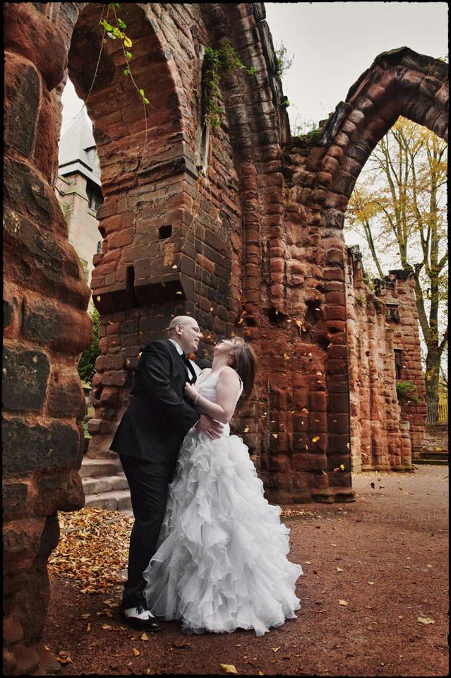 Monika i Kamil | plener ślubny za granicą | sesja w Północnej Walii 4