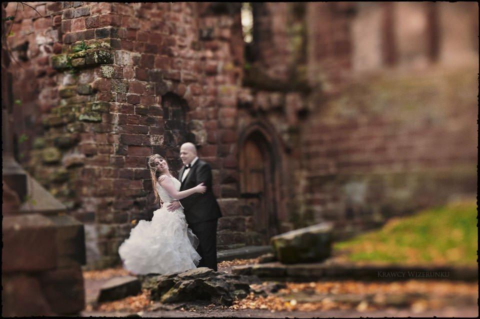 Monika i Kamil | plener ślubny za granicą | sesja w Północnej Walii 3