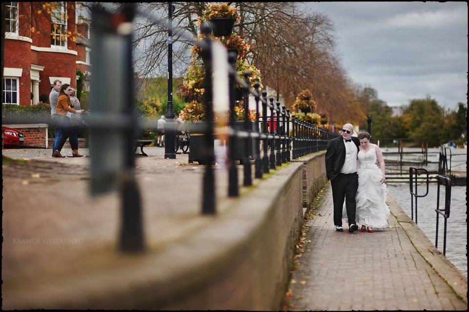 Monika i Kamil | plener ślubny za granicą | sesja w Północnej Walii 8
