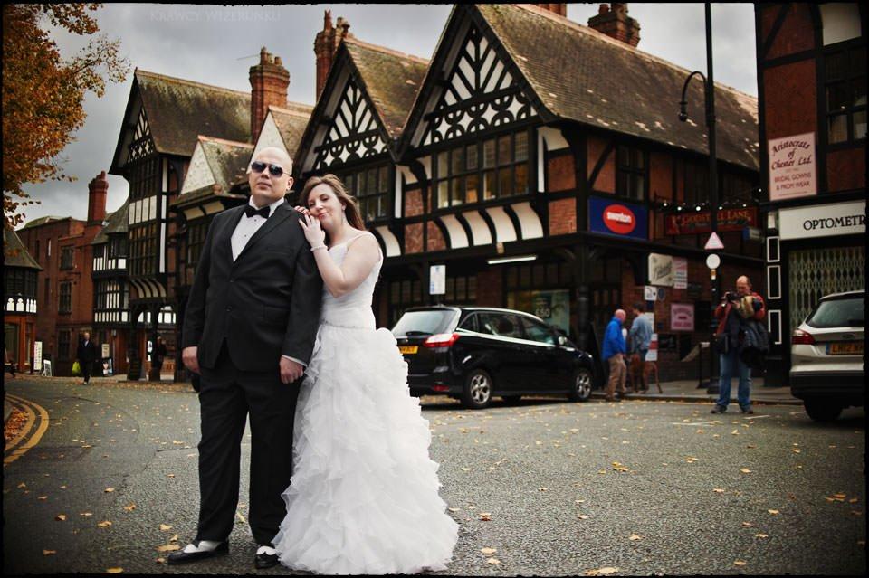 Monika i Kamil | plener ślubny za granicą | sesja w Północnej Walii 14