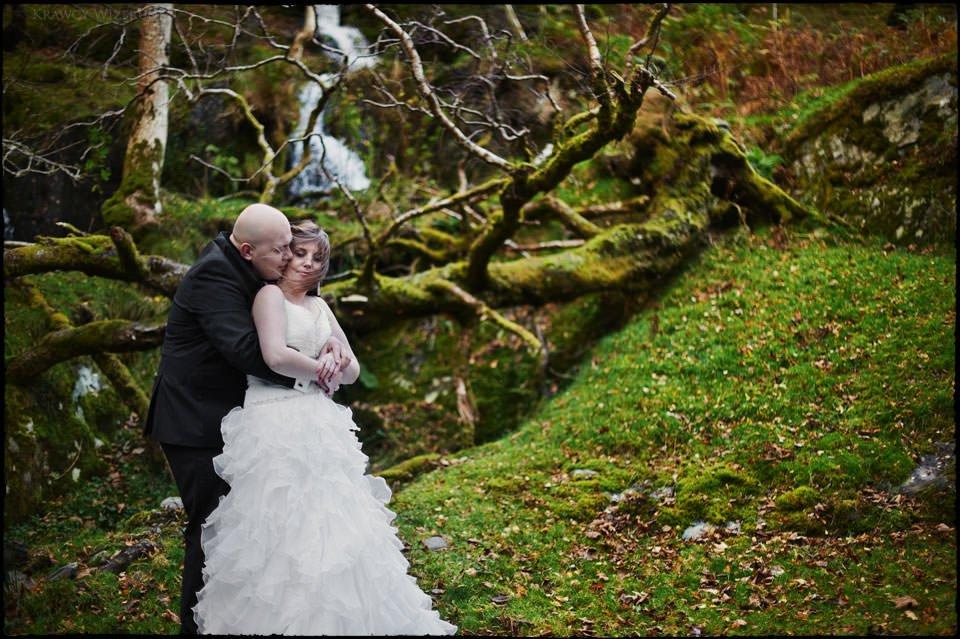 Monika i Kamil | plener ślubny za granicą | sesja w Północnej Walii 19