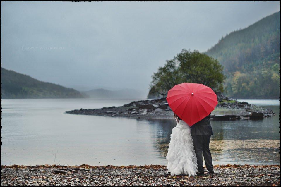 Monika i Kamil | plener ślubny za granicą | sesja w Północnej Walii 27