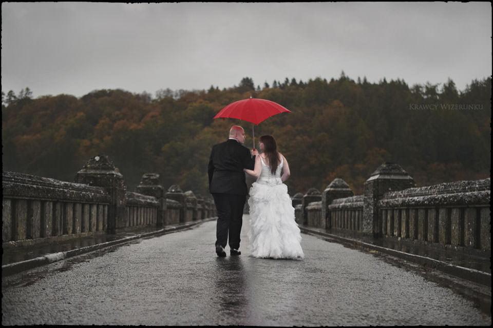 Monika i Kamil | plener ślubny za granicą | sesja w Północnej Walii 28