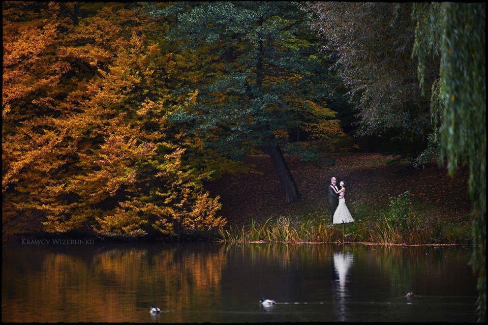 Agnieszka i Karol  | podniebny błękit w oczach | jesienna nastrojowość 114