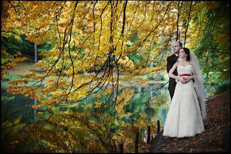 Agnieszka i Karol  | podniebny błękit w oczach | jesienna nastrojowość 123