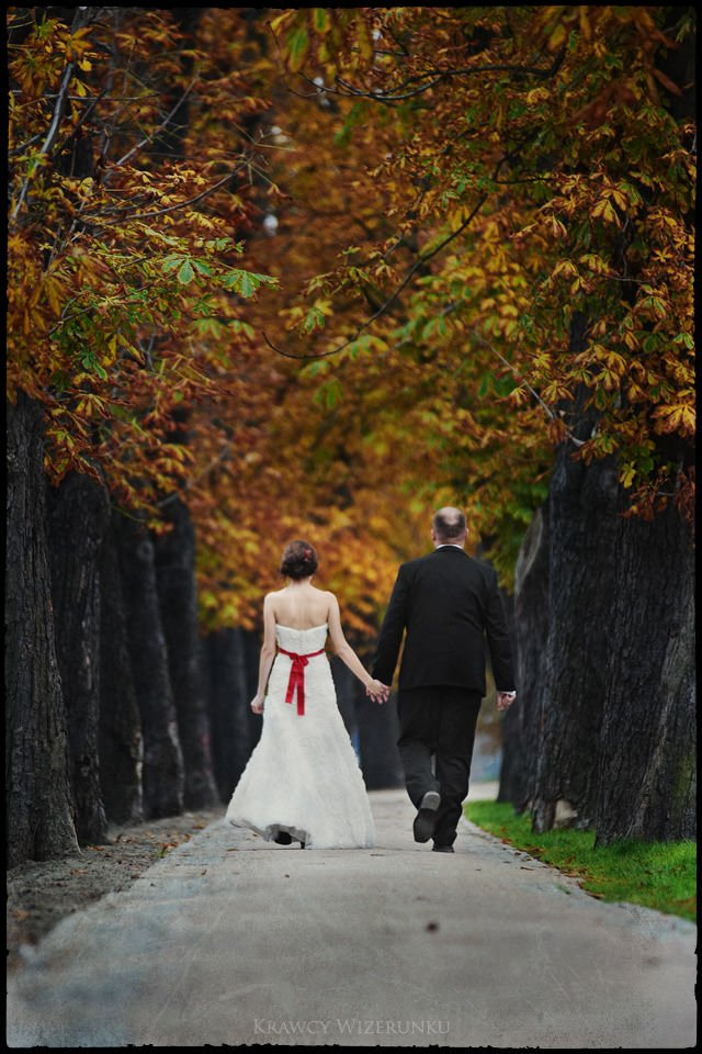 Agnieszka i Karol  | podniebny błękit w oczach | jesienna nastrojowość 126