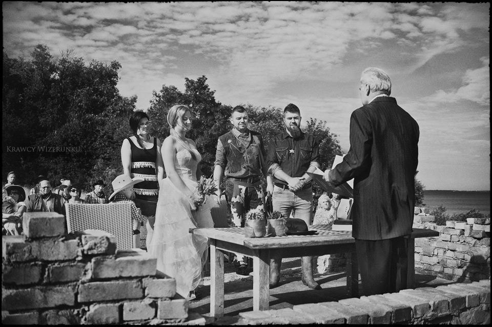 Iza i Mikołaj | Ślub w westernowym wydaniu 7