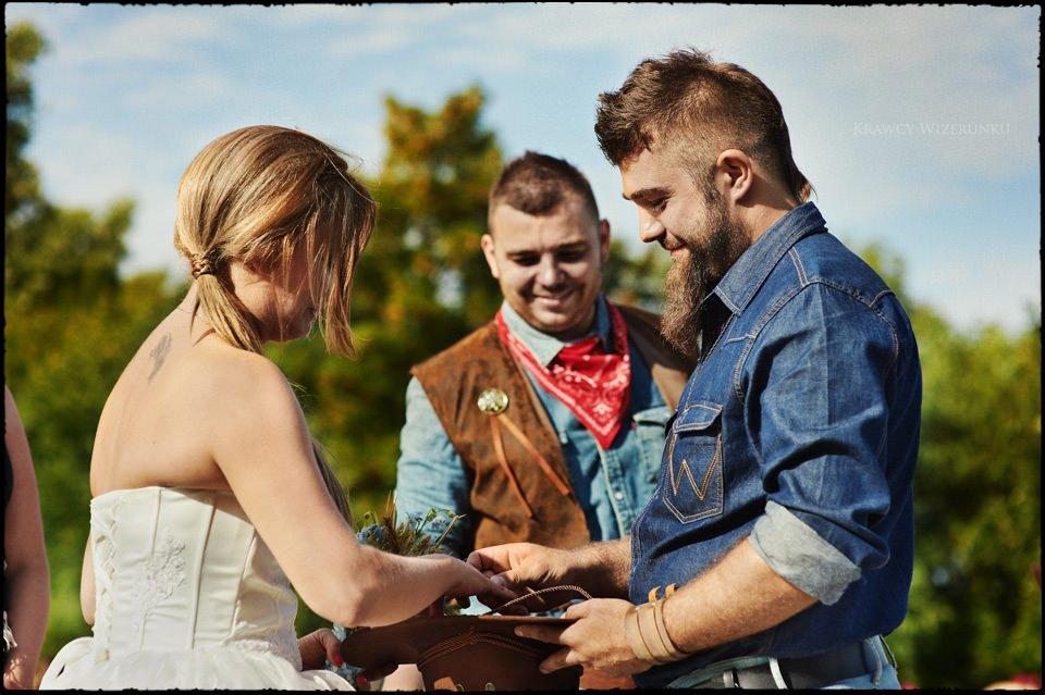 Iza i Mikołaj | Ślub w westernowym wydaniu 8