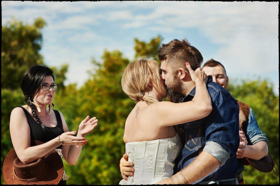 Iza i Mikołaj | Ślub w westernowym wydaniu 11