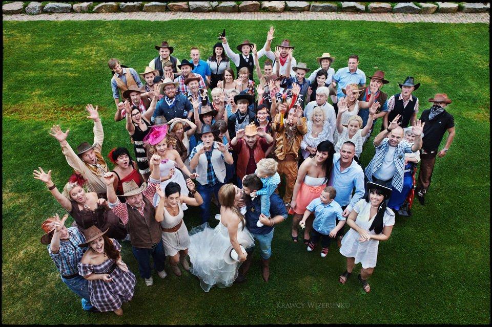 Iza i Mikołaj | Ślub w westernowym wydaniu 40