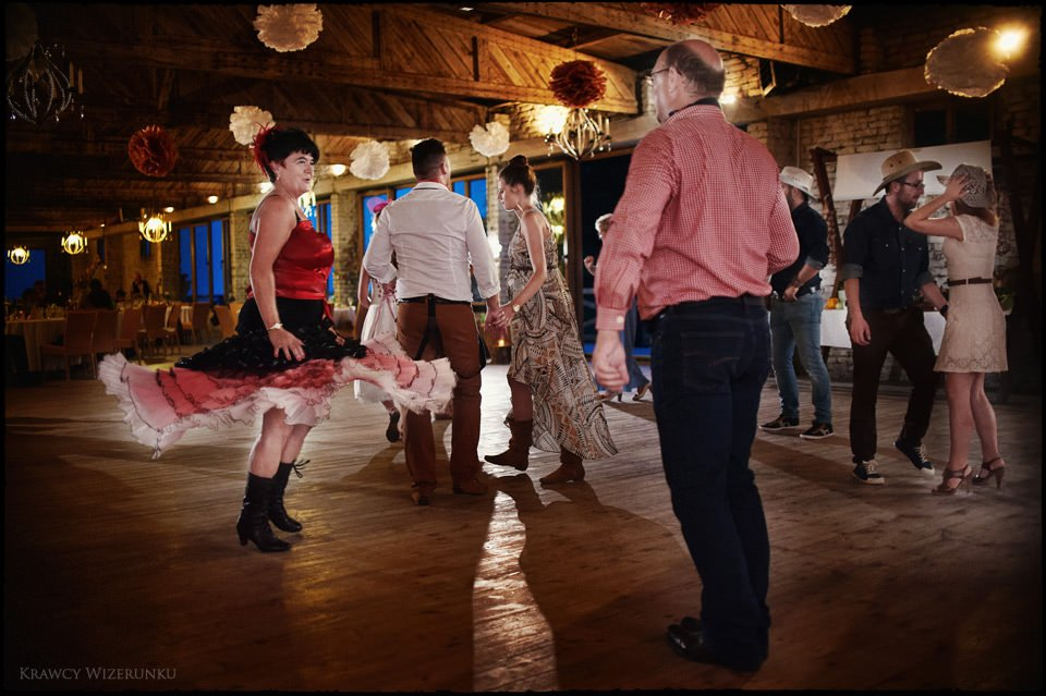 Iza i Mikołaj | Ślub w westernowym wydaniu 45