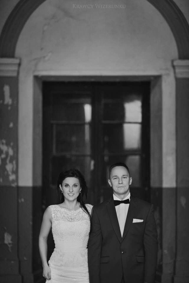 zdjęcia ślubne mazury, sesja w pałacu