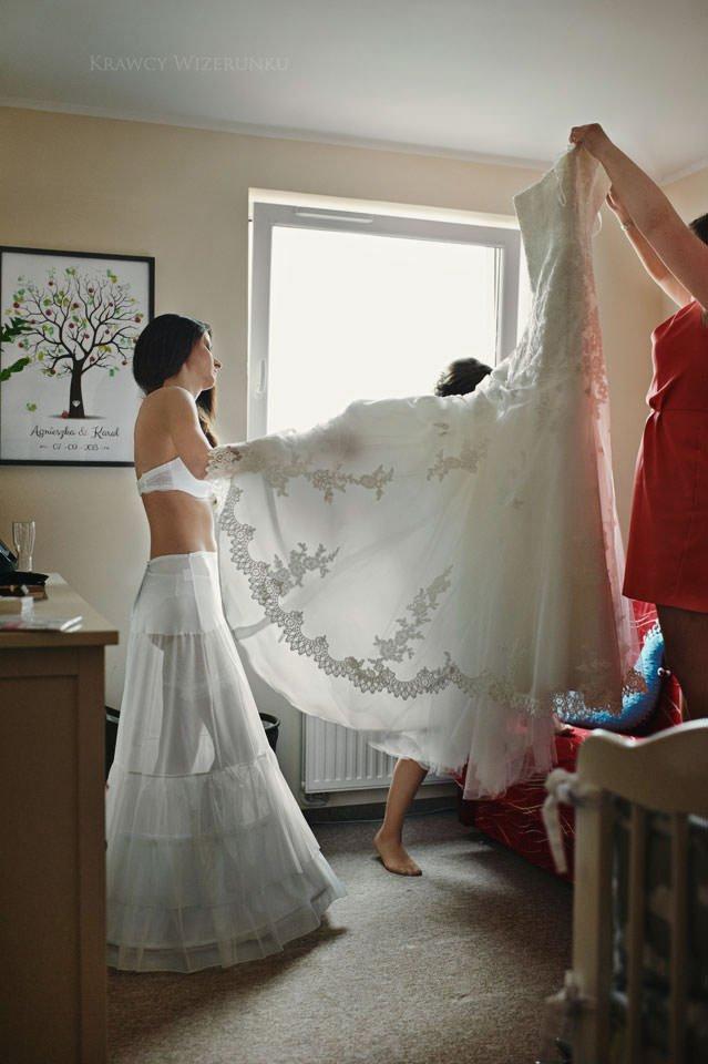 Magiczna sesja ślubna we mgle 10