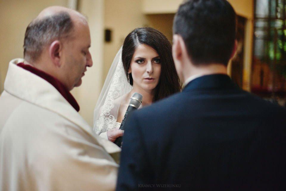 Magiczna sesja ślubna we mgle 19