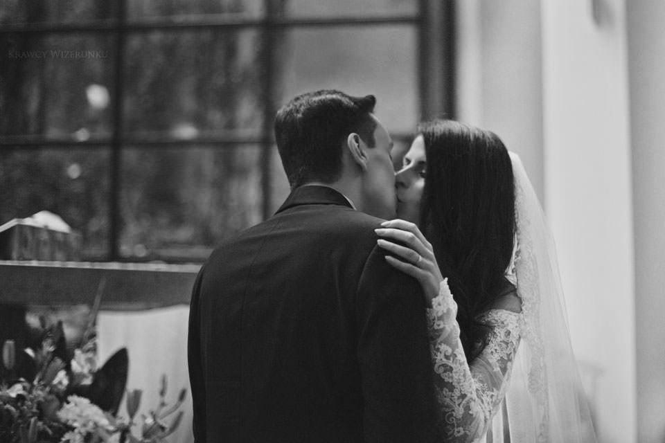 Magiczna sesja ślubna we mgle 21