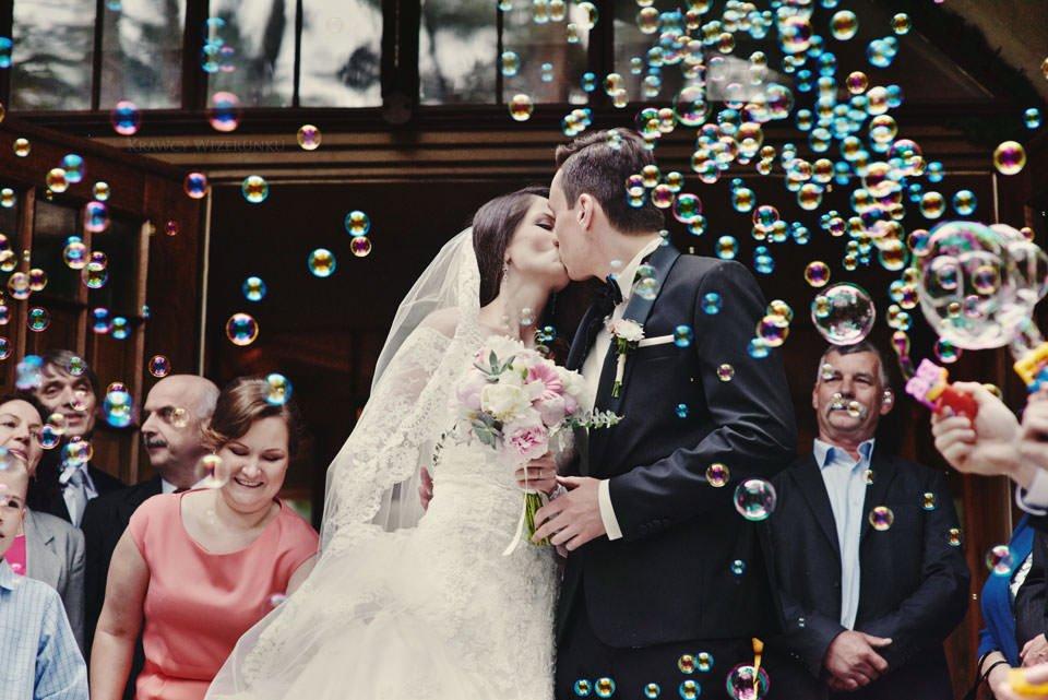 Magiczna sesja ślubna we mgle 27