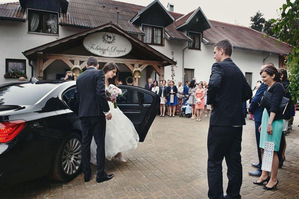 Magiczna sesja ślubna we mgle 33