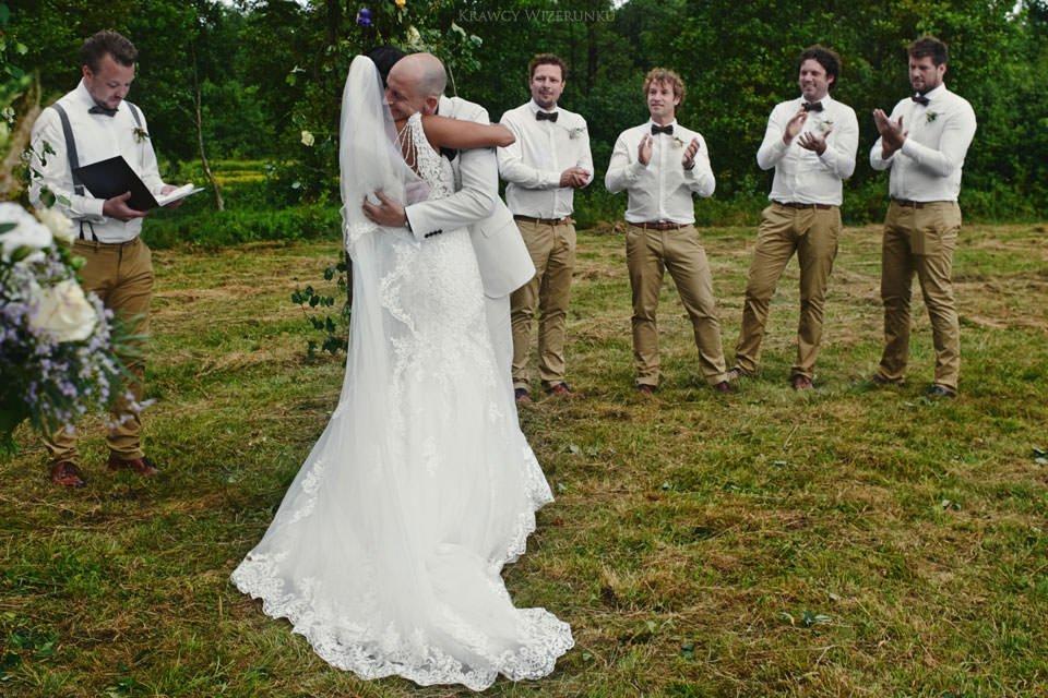 Humanistyczny ślub plenerowy 56