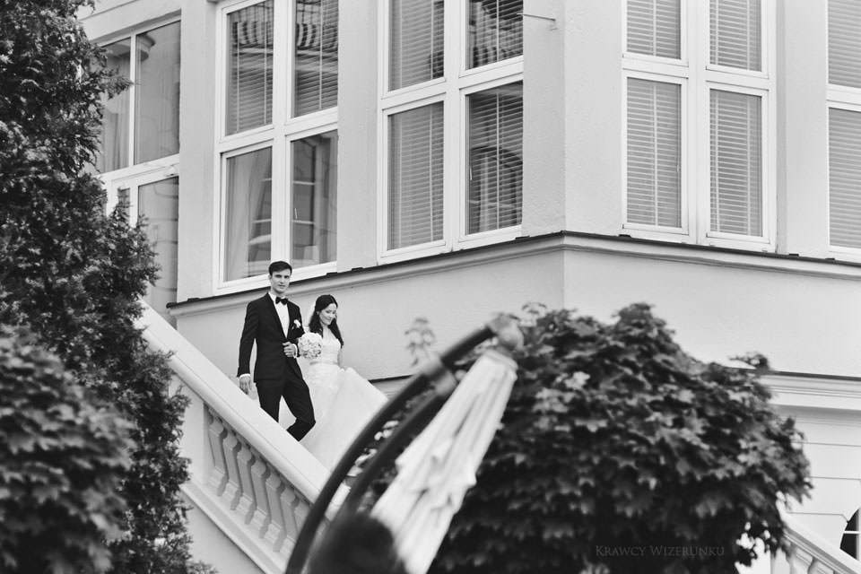 wesele w grand hotelu