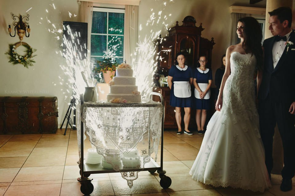 Magiczna sesja ślubna we mgle 50