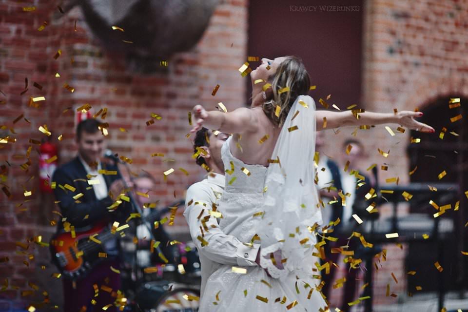 pierwszy taniec na zamku w gniewie