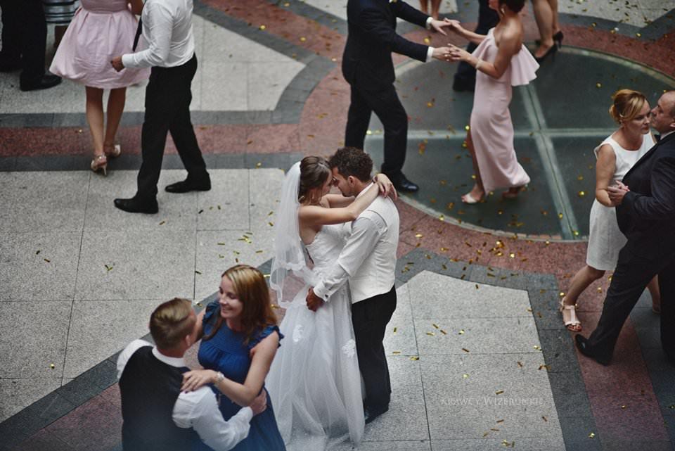 wesele na zamku w gniewie