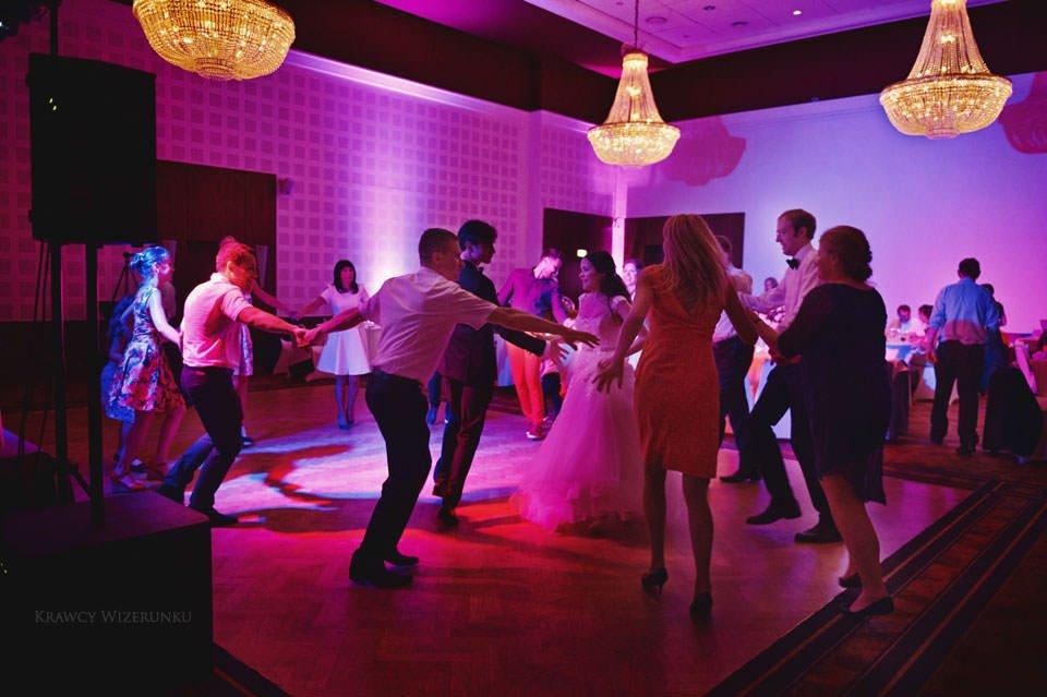 wesele w grand hotel sopot