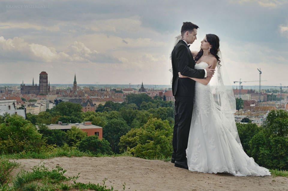 Magiczna sesja ślubna we mgle 85