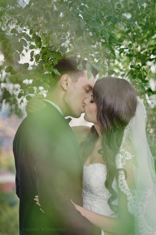 Magiczna sesja ślubna we mgle 86
