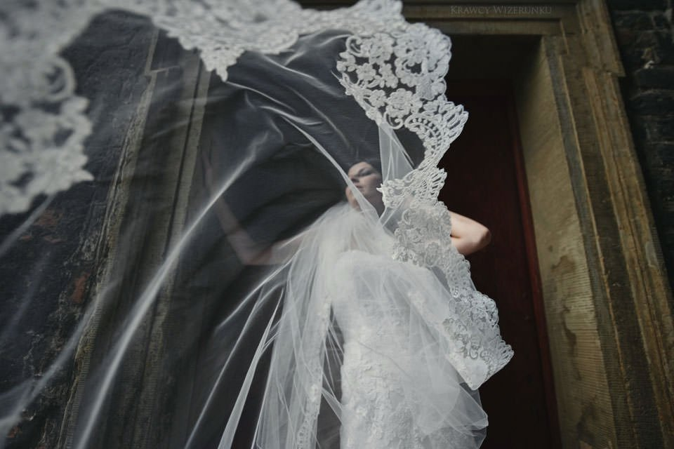Magiczna sesja ślubna we mgle 91