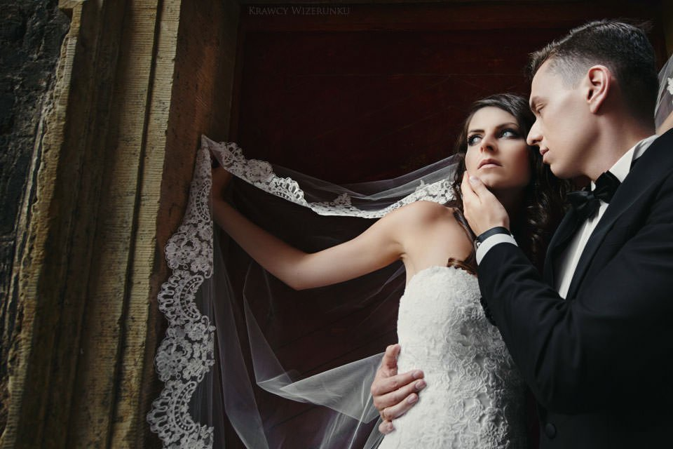 Magiczna sesja ślubna we mgle 92