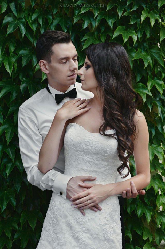 Magiczna sesja ślubna we mgle 97