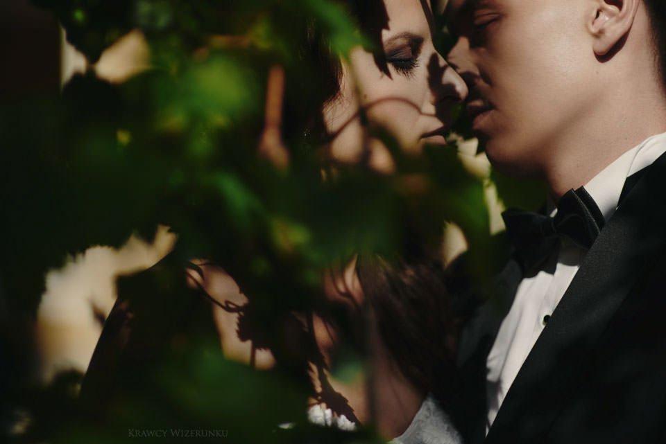 Magiczna sesja ślubna we mgle 101