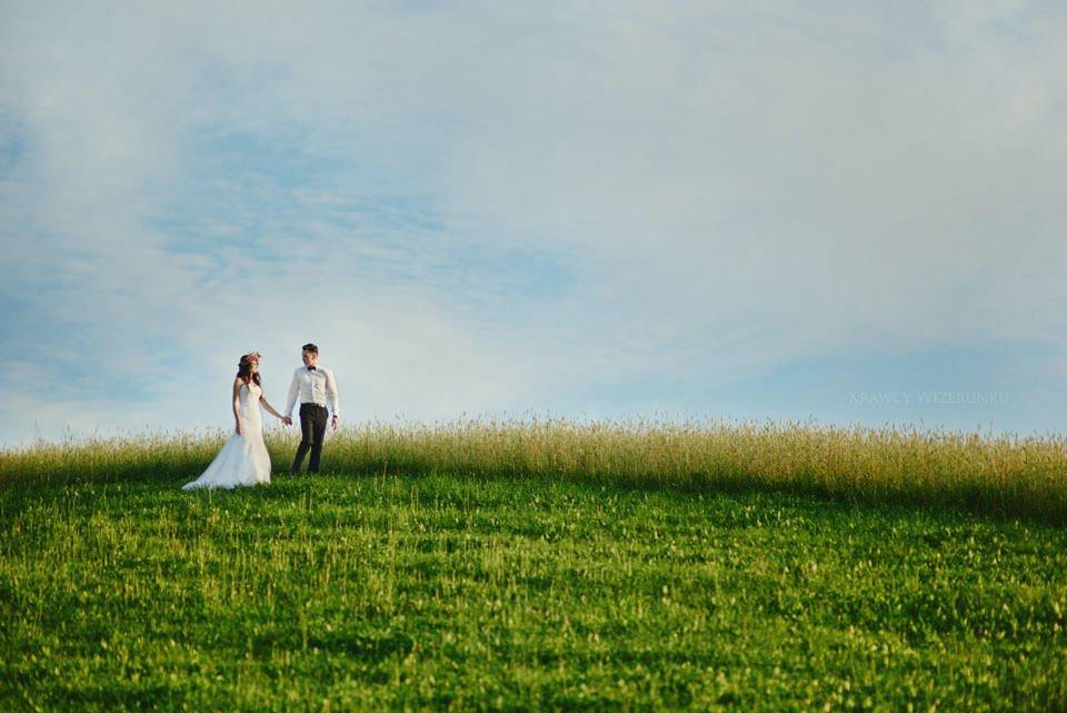 Magiczna sesja ślubna we mgle 107