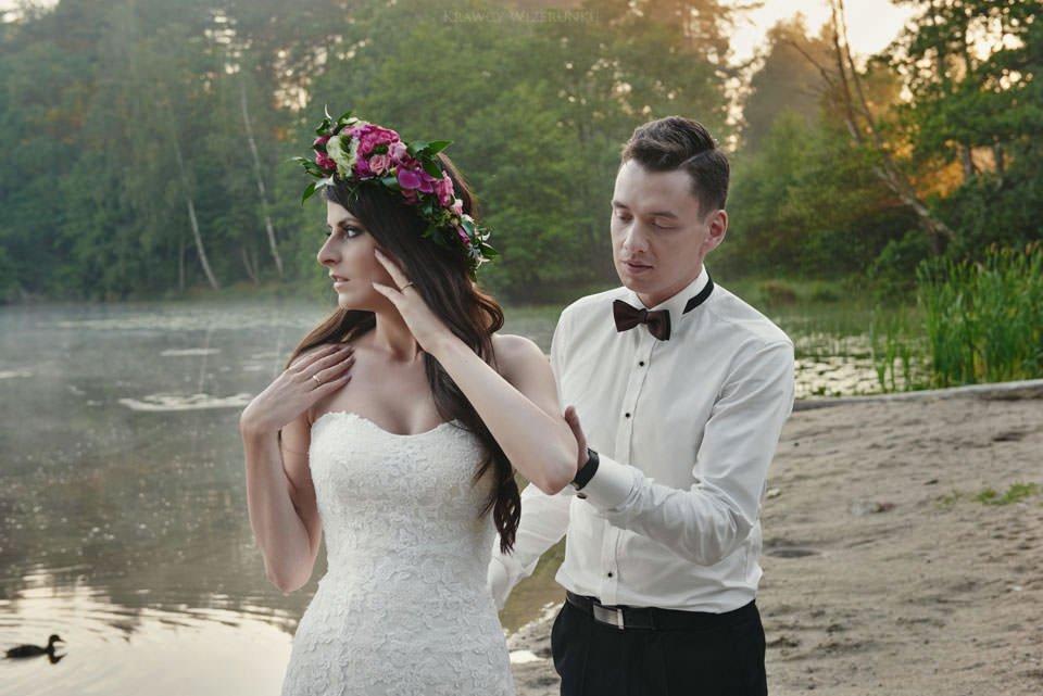Magiczna sesja ślubna we mgle 120