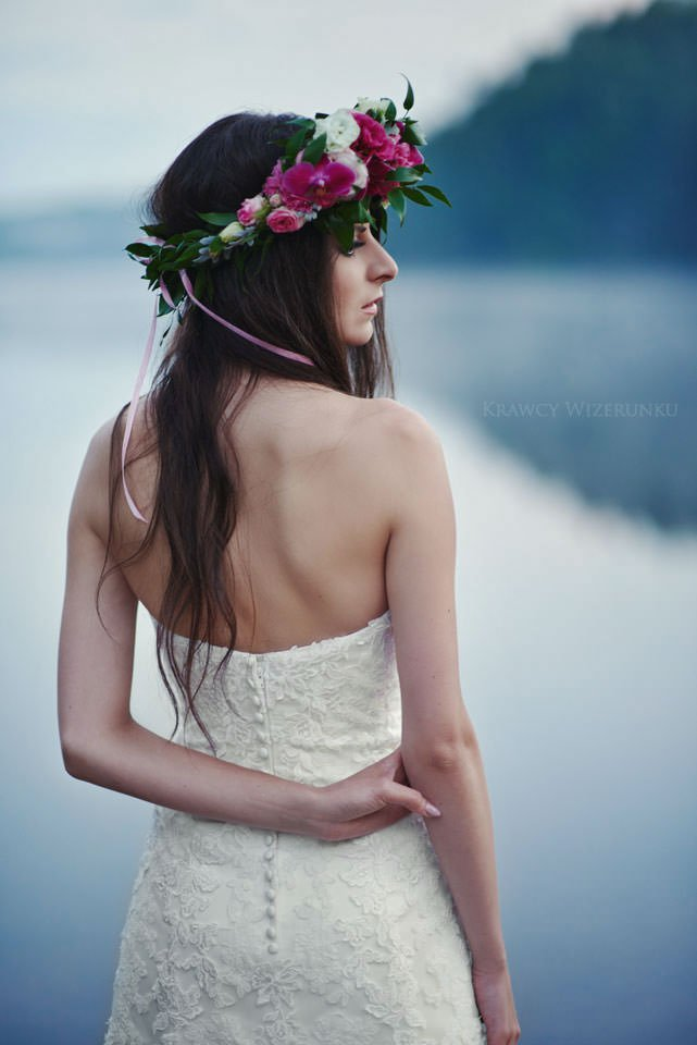 Magiczna sesja ślubna we mgle 130