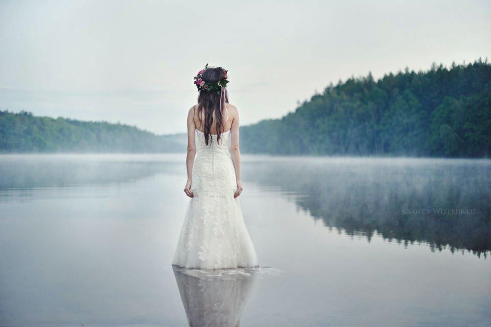 Magiczna sesja ślubna we mgle 131