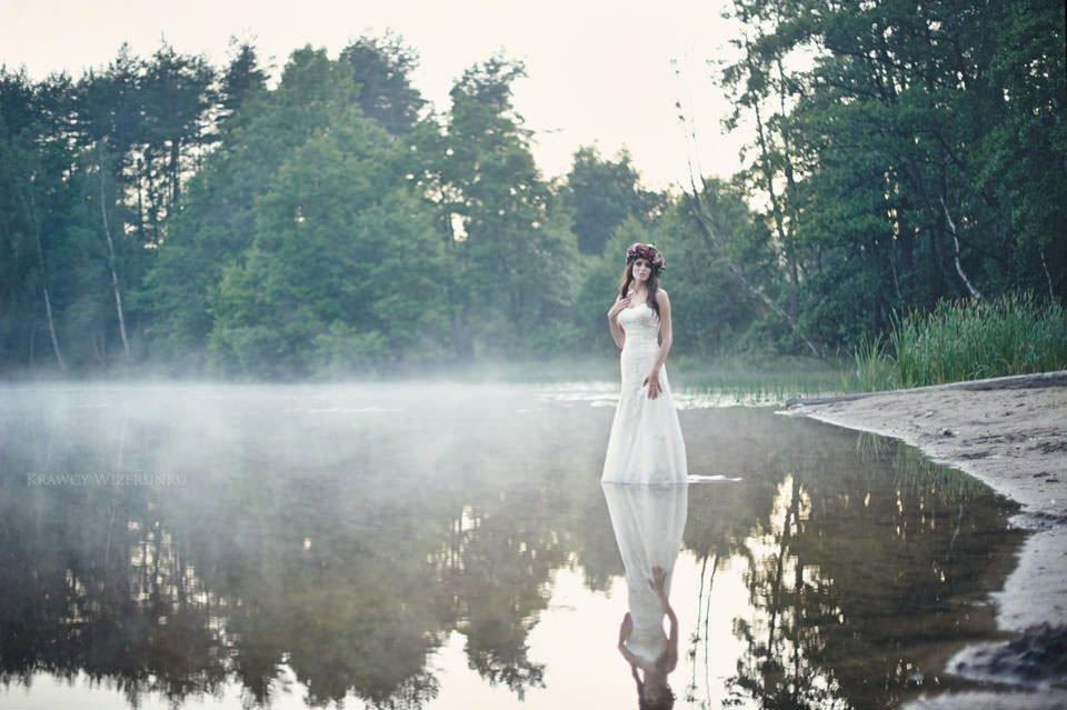 Magiczna sesja ślubna we mgle 132