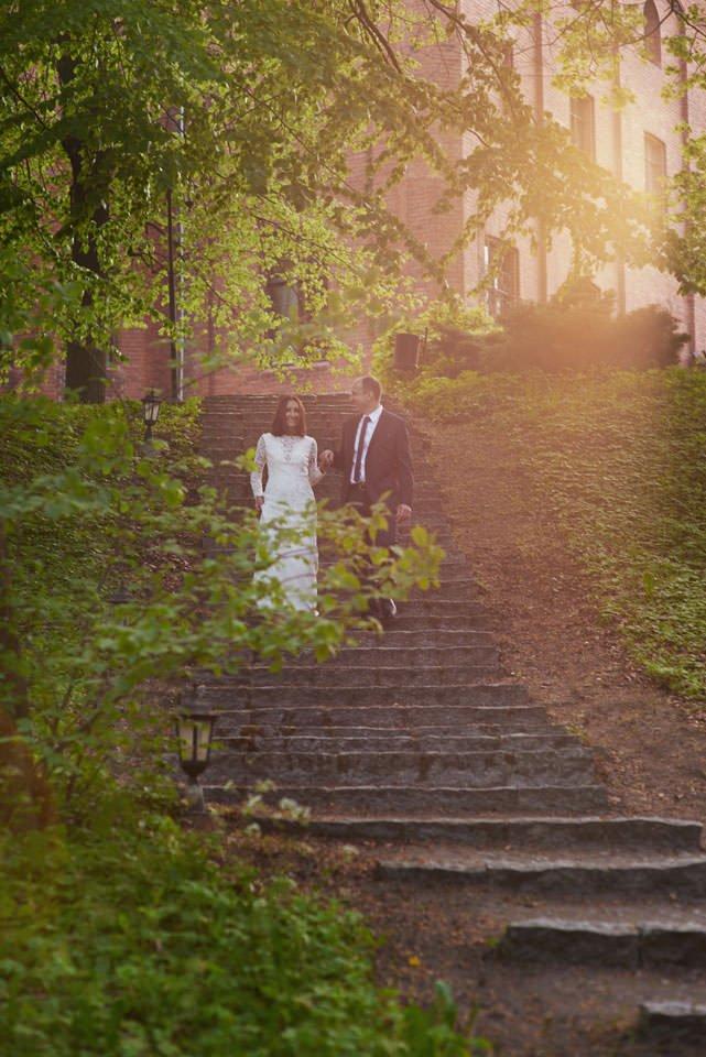 sesja ślubna rzucewo