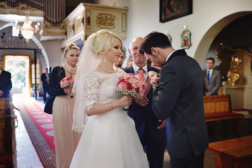 Anna i Grzegorz | Zdjęcia ślubne Gdynia | Sesja w nadmorskim lesie 25