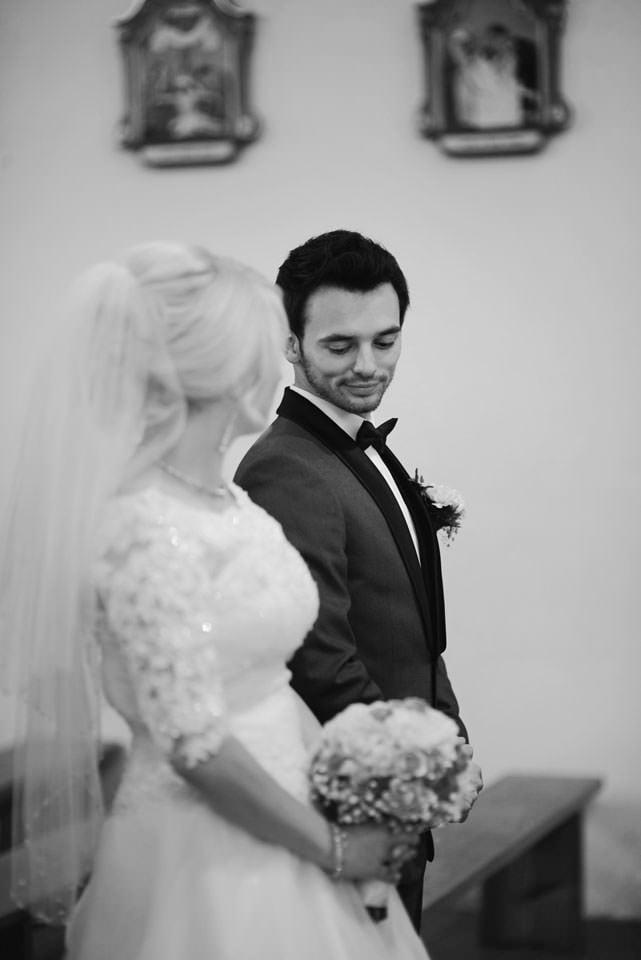 Anna i Grzegorz | Zdjęcia ślubne Gdynia | Sesja w nadmorskim lesie 36
