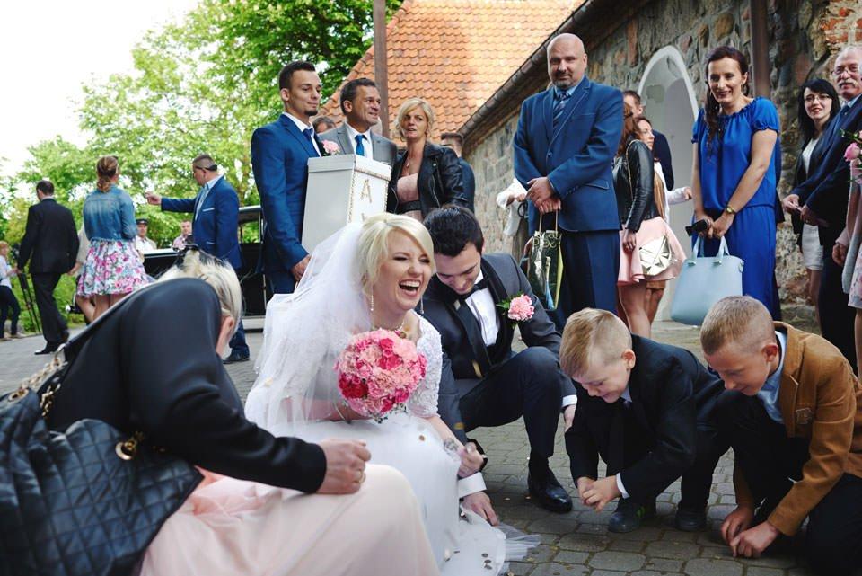 Anna i Grzegorz | Zdjęcia ślubne Gdynia | Sesja w nadmorskim lesie 40