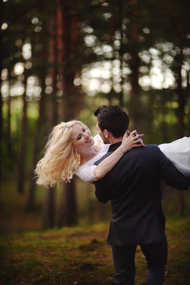 Anna i Grzegorz | Zdjęcia ślubne Gdynia | Sesja w nadmorskim lesie 52