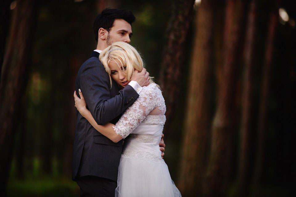 Anna i Grzegorz | Zdjęcia ślubne Gdynia | Sesja w nadmorskim lesie 54