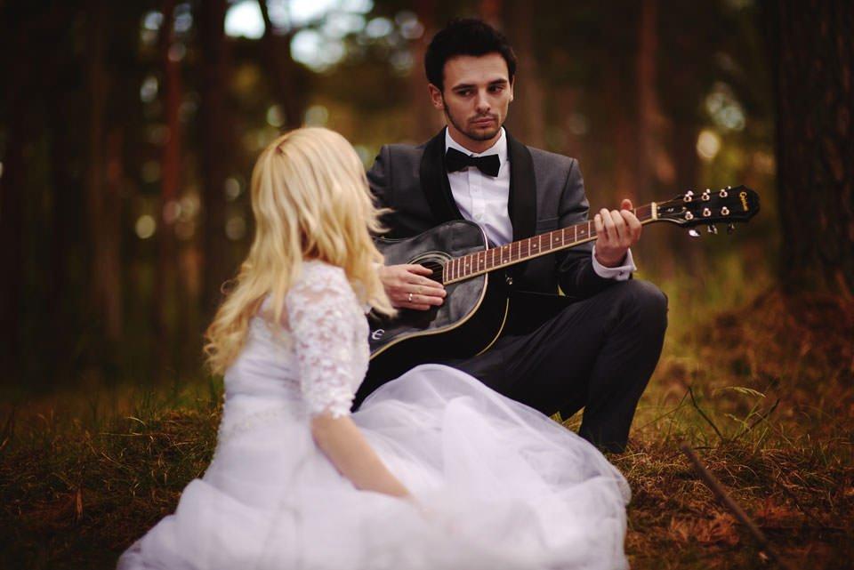 Anna i Grzegorz | Zdjęcia ślubne Gdynia | Sesja w nadmorskim lesie 57