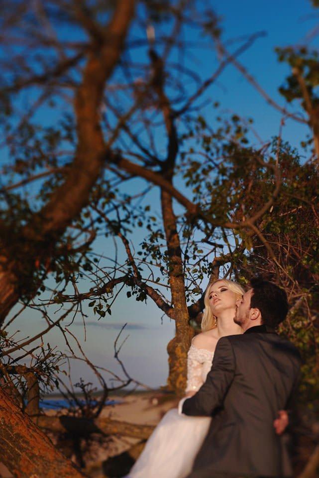 Anna i Grzegorz | Zdjęcia ślubne Gdynia | Sesja w nadmorskim lesie 69