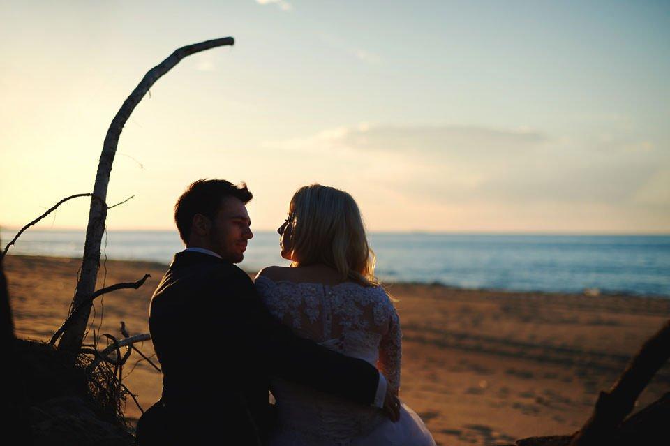 Anna i Grzegorz | Zdjęcia ślubne Gdynia | Sesja w nadmorskim lesie 72