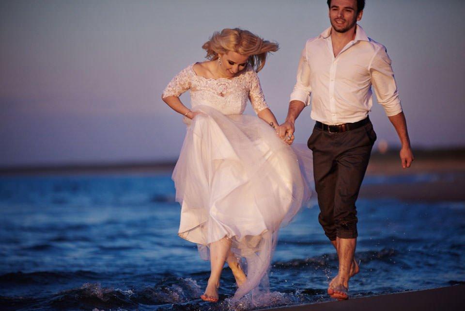 Anna i Grzegorz | Zdjęcia ślubne Gdynia | Sesja w nadmorskim lesie 77