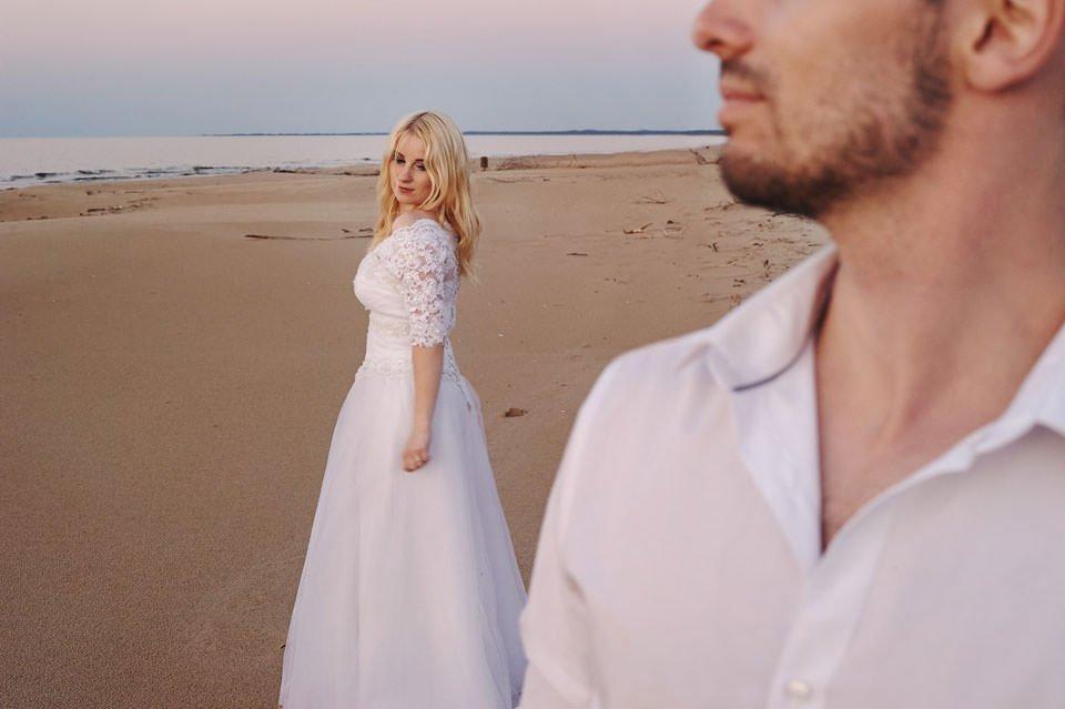 Anna i Grzegorz | Zdjęcia ślubne Gdynia | Sesja w nadmorskim lesie 82